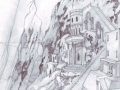 Heroes Of Ruin - Location - The Frost Reaches (Sketch)