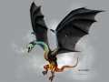 Heroes Of Ruin - Wyvern