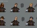 Heroes Of Ruin - Gunslinger (Male)