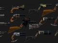 Heroes Of Ruin - Weapons - Guns #1