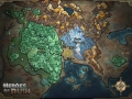 Heroes Of Ruin - Location - Map