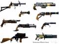 Heroes Of Ruin - Weapons - Guns #2