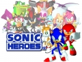 Sonic Heroes - Grouping - All Characters