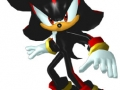 Sonic Heroes - Shadow (Early Render Version)