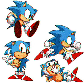 concept art � sonic the hedgehog last minute continue
