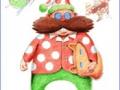 Sonic The Hedgehog - Original Doctor Eggman Design