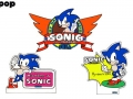 Sonic The Hedgehog - Logo Concepts