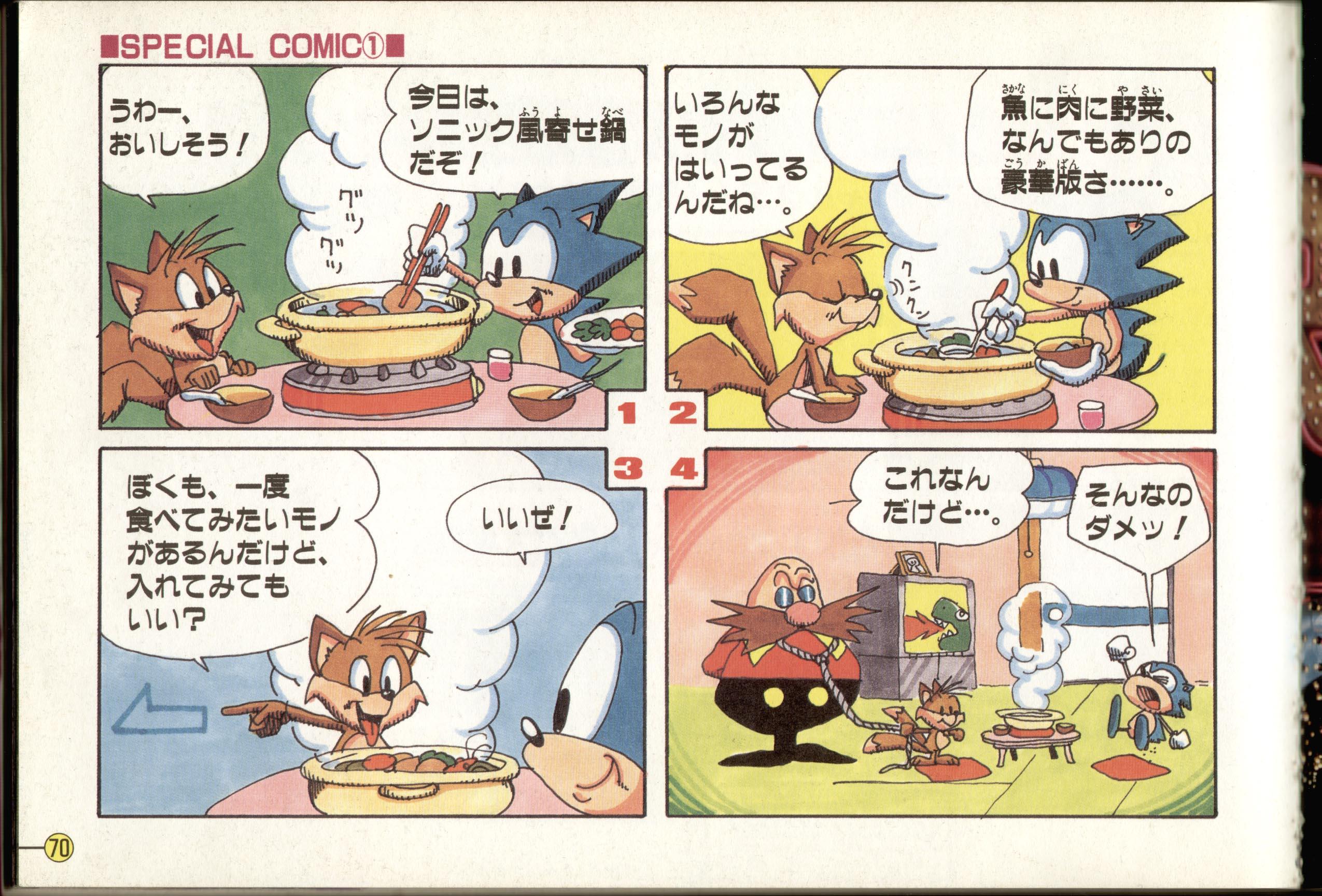 Sonic 2 Manual Art - Pg 06