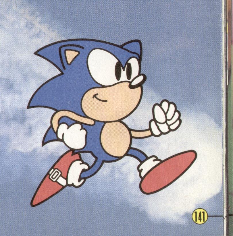 Sonic 2 Manual Art - Pg 21