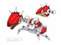 Sonic The Hedgehog 4 - Shellcracker