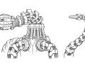 Sonic The Hedgehog 4 - Flower Boss Design (2)