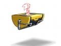 Sonic The Hedgehog 4 - Floating Platform