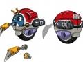 Sonic The Hedgehog 4 - Motobug
