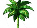 Sonic The Hedgehog 4 - Palm Tree