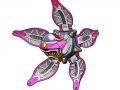 Sonic The Hedgehog 4 - Flower Boss Design (3)
