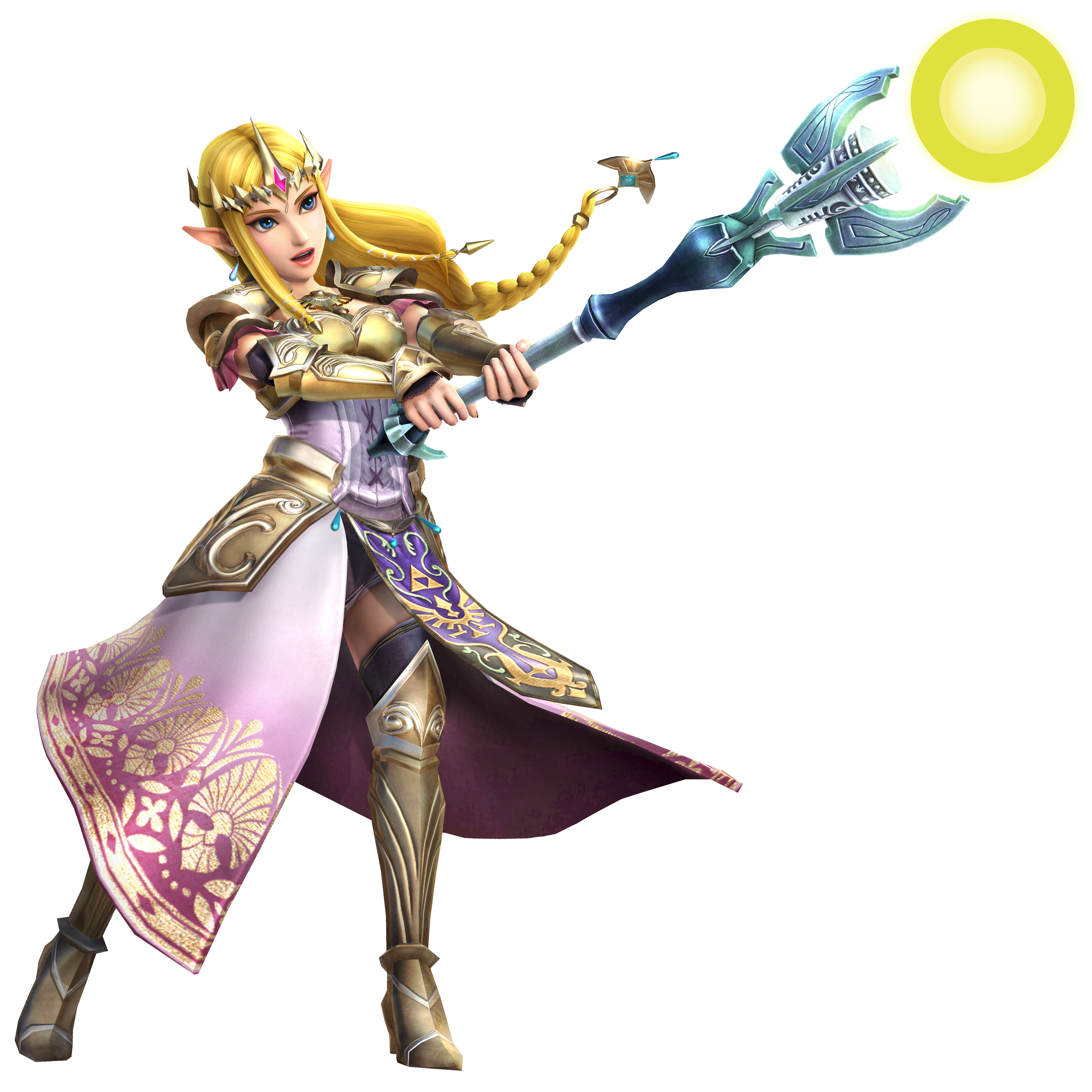 official art � hyrule warriors last minute continue
