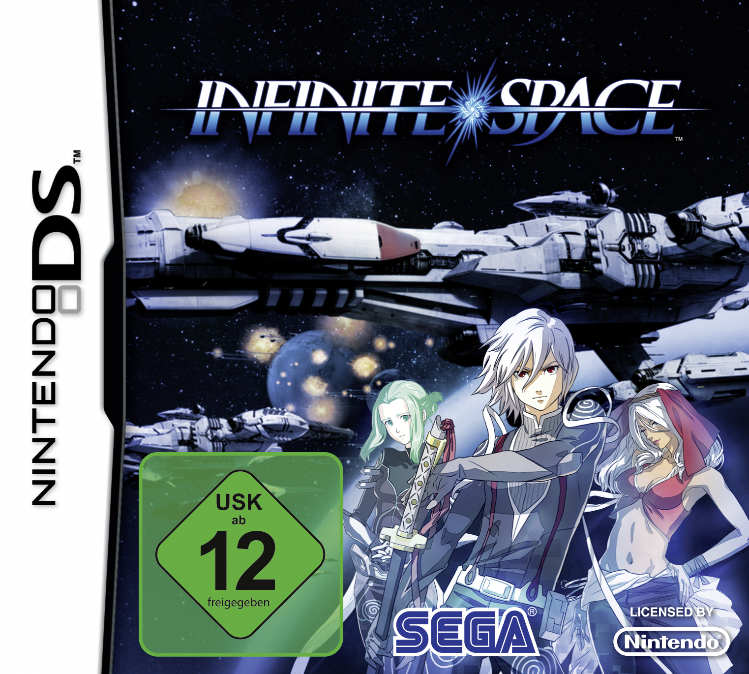Infinite Space - Packshot (USK)