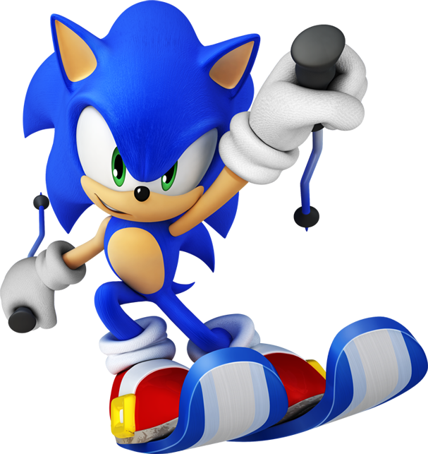 Official Art Mario Amp Sonic At The Olympic Winter Games