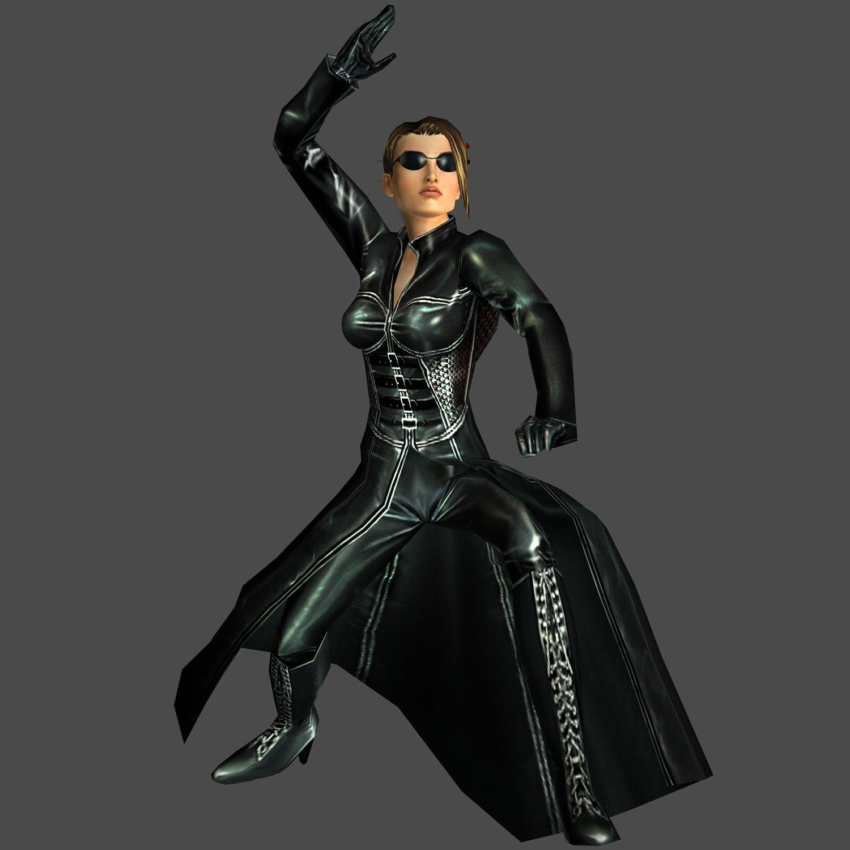 hero of matrix