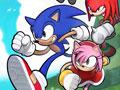 Sonic Chronicles: The Dark Brotherhood - Key Art #2