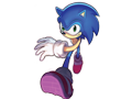 Sonic Chronicles - Sonic (Alternate)