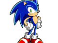 Sonic Chronicles - Sonic (Signature)