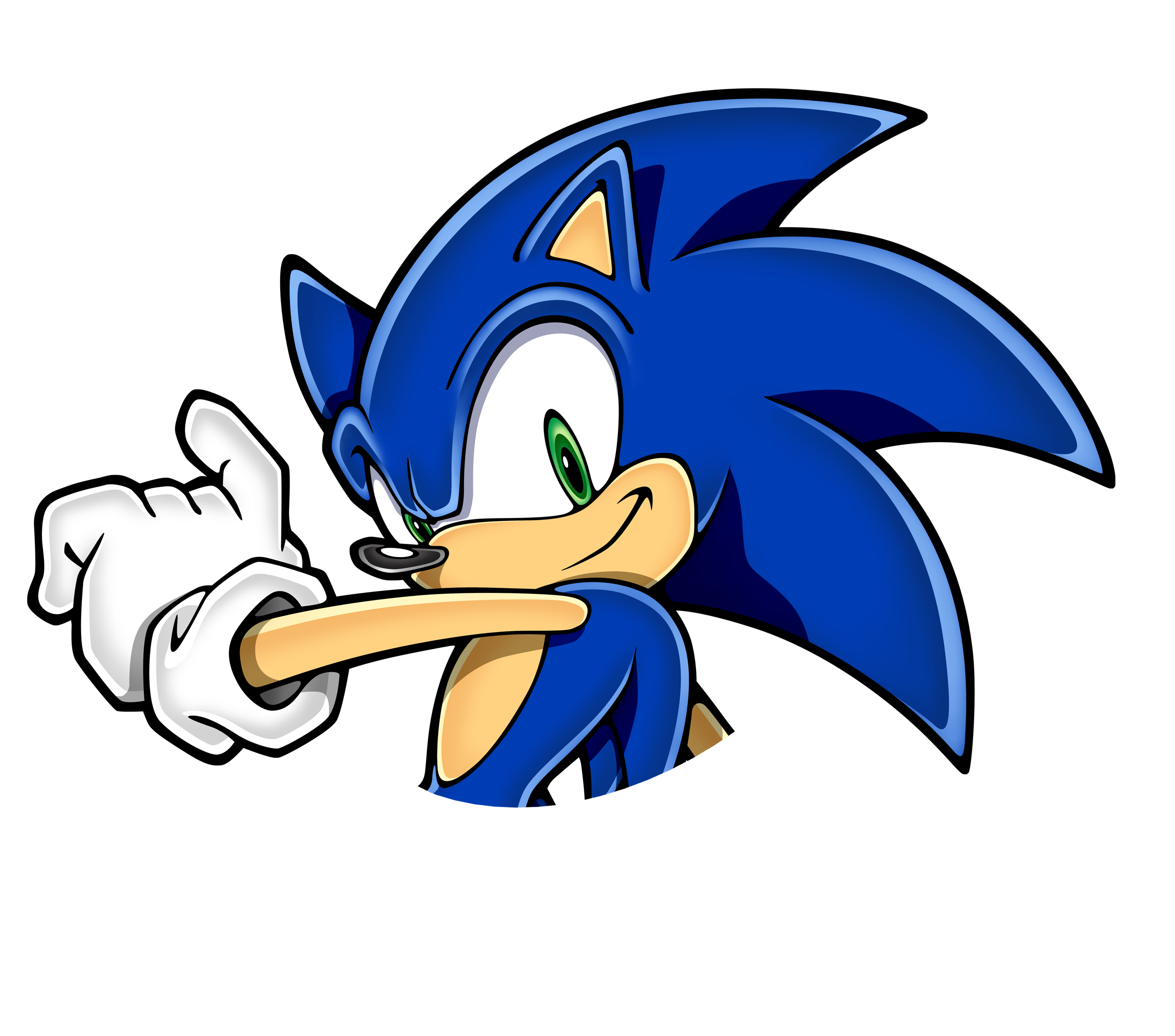 Sonic Classic Collection - Sonic Art (Without Ring)