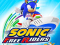 Sonic Free Riders - Clean Pack Art