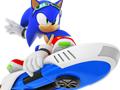 Sonic - Packshot Pose