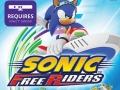 Sonic Free Riders - Packshot (USA)