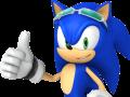 Sonic - Signature Pose
