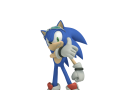 Sonic - Dialogue Pose: Thumbs Up #1