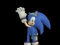 Sonic - Dialogue Pose: Follow Me