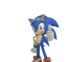 Sonic - Dialogue Pose: Thumbs Up #2