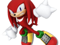 Sonic Lost World - Knuckles