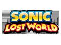 Sonic Lost World - Logo (English)