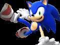 Sonic Lost World - Sonic (Vaulting)