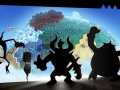 Sonic Lost World - Key Art - Deadly Six Silhouettes