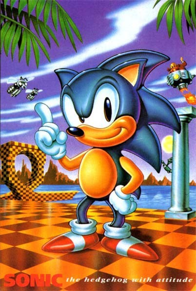 Kevin The Hedgehog Official Art – Sonic...