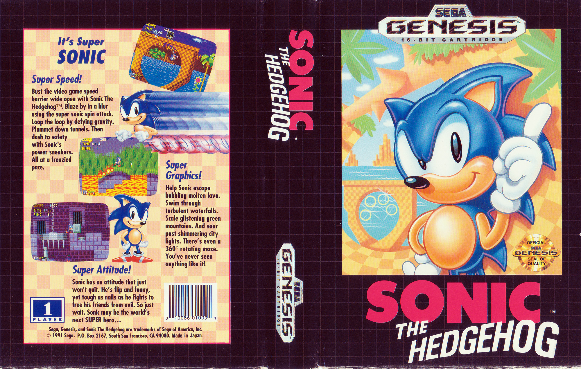 Maybe it's time for us to leave Sonic Team's take on its own series