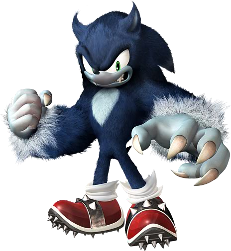 Official Art Sonic Unleashed