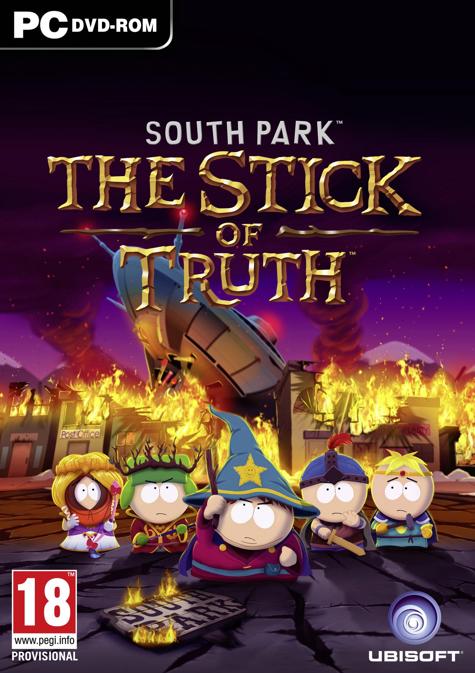 descargar south park the stick of truth para pc