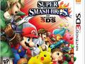 Super Smash Bros - 3DS Packshot