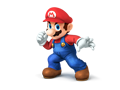 Super Smash Bros - Mario