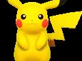 Super Smash Bros - Pikachu