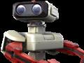 Super Smash Bros - R.O.B (Red/Cream)