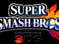 Super Smash Bros - 3DS Logo