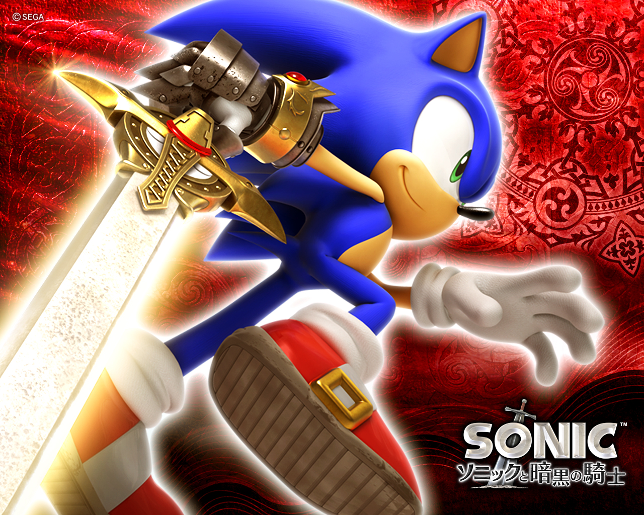 wallpapers � sonic amp the black knight last minute continue