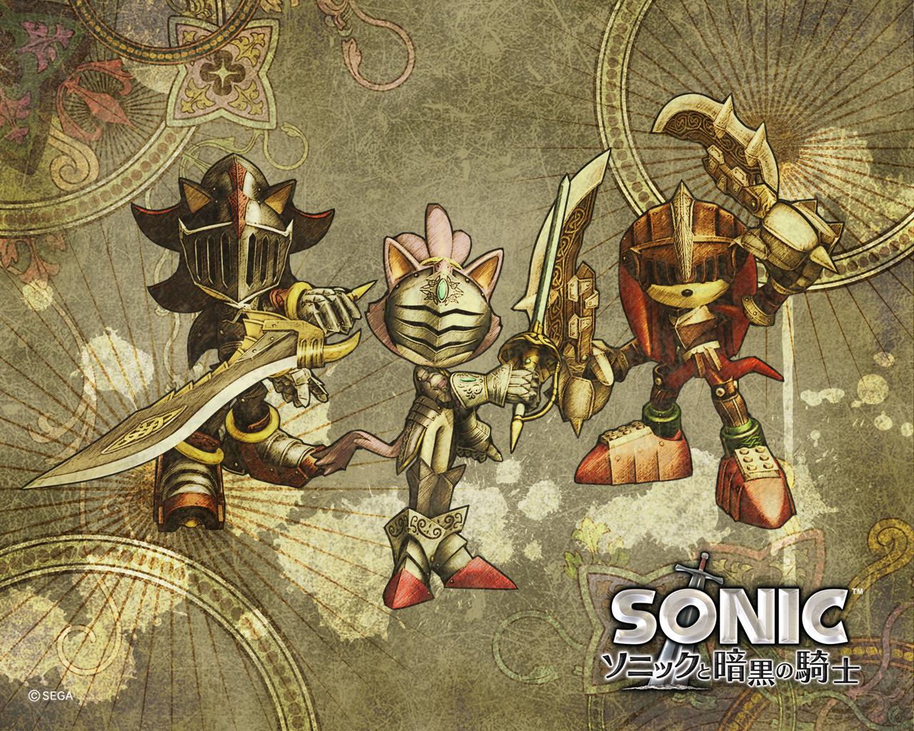 sonic and the black knight wallpaper wwwpixsharkcom