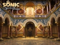 Sonic & The Secret Rings - Palace Interior